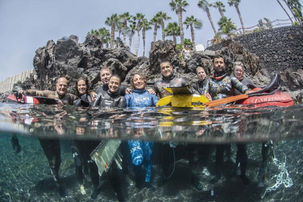 Ocean Freediving Lanzarote